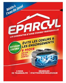 EPARCYL Activateur biologique* Granules – 6 mois de traitement